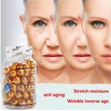AU Snake Venom Extract Face Cream Anti Wrinkle Whitening Anti Aging 90 Capsules