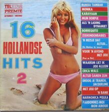 16 HOLLANDSE HITS - DEEL 2  - LP