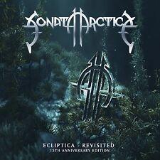 SONATA ARTICA - ELIPTICA - REVISITED: LIMITED DIGIPAK CD ALBUM  (2014)