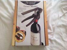 Le Creuset Screwpull Sacacorchos Palanca Modelo En Caja Para Vino Nuevo Nunca Usado