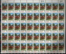 US Scott 2345 Virginia Statehood 1888 Full Sheet of 50 Mint NH