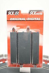 SCX 1/ SET B02002X200 UNIVERSAL STRAIGHT 180MM TRACK (2) 1/32 ACCESSORIES