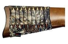 Grovtec Buttstock Rifle Cartridge Shell Holder True Timber Camouflage GTAC-76
