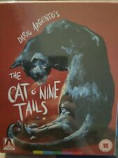 The Cat O' Nine Tails Arrow Video Limited Edition Rare & Out of Print OOP New