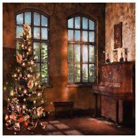 Toile de fond de Photographie au Theme de Noel en vinyle imprime par ordina J1K1