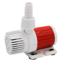 20W Automatic Fountain Garden Pond Pool Submersible Water Pump 12V 1200LH