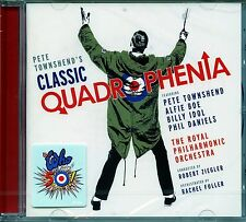 TOWNSHEND PETE - CLASSIC QUADROPEHIA   -  CD  NUOVO SIGILLATO