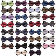 Cravates, nœuds papillon et foulards en cuir pour homme