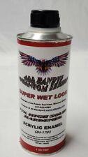 Super Wet Look Acrylic Enamel Hardener High Solid Resin QH ~ 1793 1 ~ Pint Can