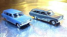 ** Herpa 451574 Opel Rekord - 2 Car Pack 1:87 HO Scale