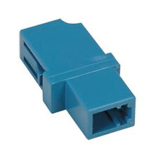 LC-LC Fiber Optic Single-Mode Coupler / Adapter