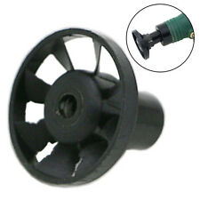 Electric Grinder Dust Blower Fan Collect Nut for Dremel Rotary Woodwork Tool