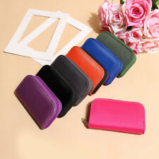 SDHC/MMC/CF/Micro SD Carrying Pouch Case Holder Memory Card Storage Bag Wallet
