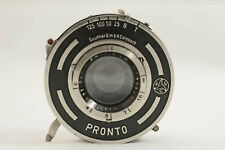 ALFRED GAUTHIER CALMBACH 10.5cm F4.5 ANASTIGMAT LARGE FORMAT CAMERA LENS