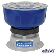 Frankford Arsenal Quick-N-EZ Case Tumbler  220 Volt  # 515667  New!