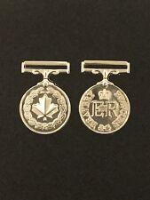 Medal Of Bravery Miniature