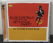 ELVIS COSTELLO WITH METROPOLE ORKEST - My Flame Burns Blue - CD ALBUM