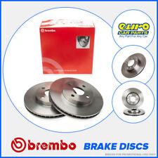 Brembo 09.B498.10 OE Quality Front Brake Discs 340mm VW Transporter 09-On