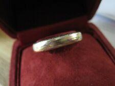 Wempe - Massiver Ring - 750 Gold - Art Mokume Gane