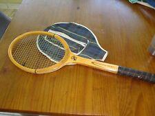 Vintage SLAZENGER Professional Wood Tennis Racquet 4 1/2 Medium  Made In England
