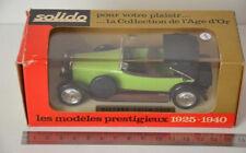 4 ) Solido 145 Hispano Suiza la collection de lagedor - in grün - mit OVP