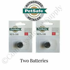 PetSafe 3 Volt Module RFA-188 Replacement Battery - 2 BATTERIES