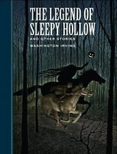 Sterling Unabridged Classics: The Legend of Sleepy Hollow and Other Stories...