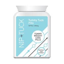 Nip & Tuck Tummy Tuck Pastillas Tummy Pastillas Weightloss de Máxima Fuerza Dieta Talle 0