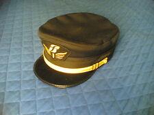 Cappello Berretto Ferrovie dello Stato Fs Trenitalia anni 80 90