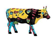 COW PARADE Hong Kong Celebration - Cow / Kuh Größe ca. 19 cm / L 46746