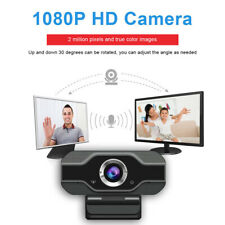 HD 1080p Webcam PC Digital USB Camera Video Recording with Microphone
