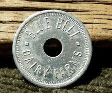 1900 PALM CITY CALIFORNIA CA (SAN DIEGO CO) RARE R-9 BLUE BELL DAIRY FARMS TOKEN