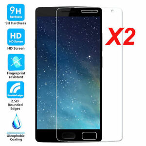 9H Tempered Glass Screen Protector Film Cover For OnePlus 6/6T/5T/5/3T/3/2/One