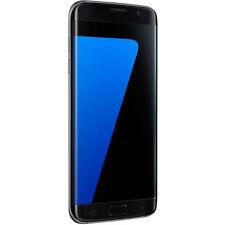 "Samsung Galaxy S7 Edge Sm-g935a 32 Go 4 Go Débloqué 4g LTE Noir 5 5"""" Smartphone"