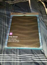 Belkin F8N382tt Black Grip Swell Silicon Case for iPad 1st Generation Brand New!