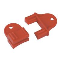 VS1700 Sealey Twin Cam Locking Set - Vauxhall/Opel EcoTec