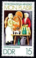 1977 postfrisch DDR Briefmarke Stamp East Germany GDR Year Jahrgang 1974