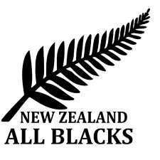 stickers all blacks, new zealand