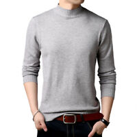 Brand Men Casual Sweater Turtleneck Mens Sweaters And Pullovers Men's Pull Homme