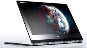 4K Lenovo YOGA 3 PRO 1370 Laptop m5 8GB 256GB NVMe Thin Light 2in1 Convertible