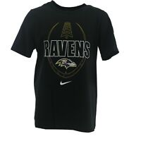 Baltimore Ravens Official NFL Nike Children's Kids Youth Size T-Shirt New W Tag
