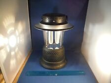 Large TASK FORCE Heavy Duty Bright Camping/Emergency Lantern Battery Operated