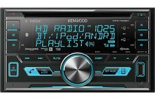 Kenwood DPX793BH DDin CD Receiver with USB interface