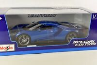 New Release Maisto Special Edition 2017 Ford GT - 1:18th Die-Cast