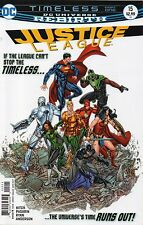 Justice League #15 (NM)`17 Hitch/ Pasarin (Cover A)