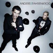 """ANDERS/FAHRENKROG """"TWO"""" CD THOMAS ANDERS NEW"""