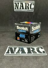 Scotch Chrome 400 COLOR SLIDE  35mm EXPIRED FILM out of date
