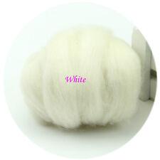 Fashion Wool Corriedale Needlefelting Top Roving Dyed Spinning Wet Felting Fiber