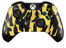 Xbox One Controller/Gamepad Skin / Cover / Wrap - Black Shark Camouflage