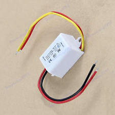 Waterproof DC-DC DC Converter 12V Step Down to 5V 3A 15W Power Supply Module